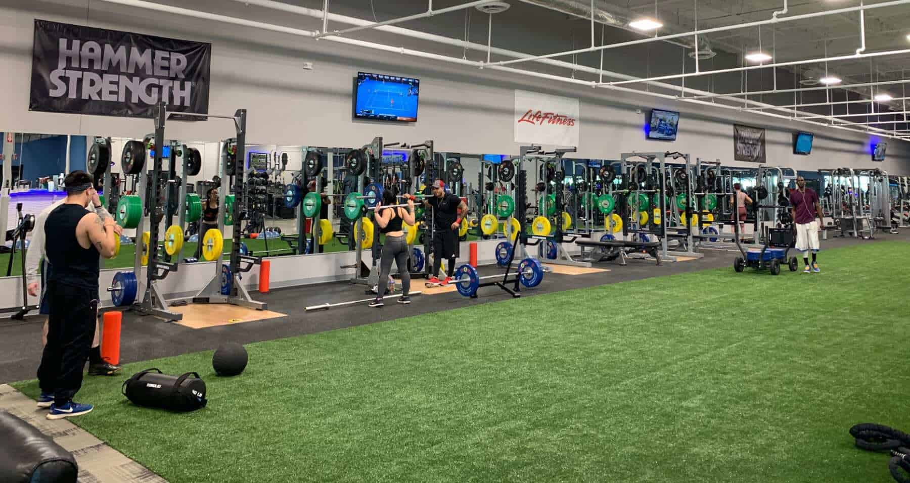 Fayetteville Fitness Clubs