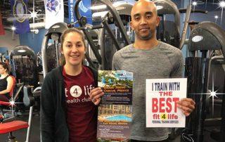 Fitness Program Cameron NC, Personal Trainer Cameron NC