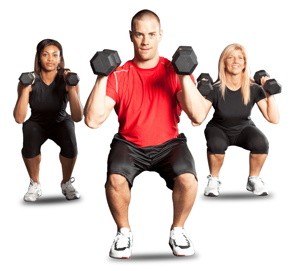 Small Group Personal Training 4
