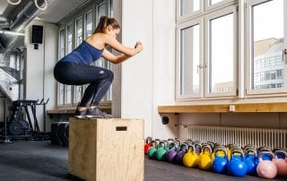 What does your typical workout program look like? 7