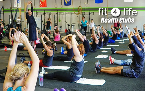 March Madness is Here at Fit4Life Health Clubs in North Carolina 2