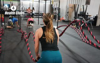 HIIT Training Fayetteville NC, High Intensity Interval Training Fayetteville NC